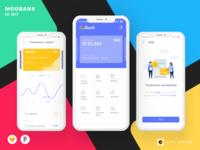 Moobank Banking Mobile App UI Kit