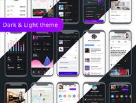 Multi Categories UI Kit - Emils
