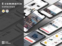 UI Design for E-commerce Apps
