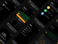 CaDeep - Crypto Screens
