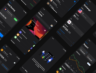 Finance App Design - CaDeep Finance