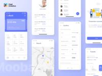 Moobank UI Kit - New Update