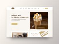 UI Daily - Cafe