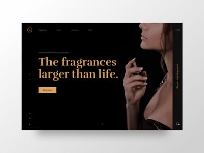 UI Daily - Perfume2
