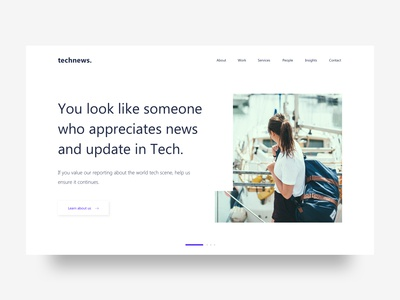 Tech Blog - Startups