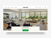 Indoor Plants & Furniture Website