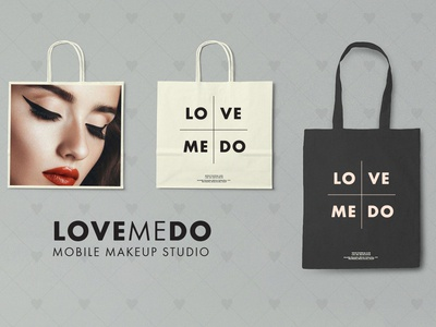 LoveMeDo Accessories branding graphic  design elements graphic design design logo branding