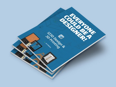 Everyone Could Be a Designer, book cover