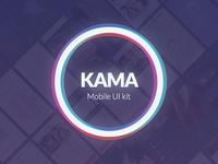 Kama iOS UI Kit