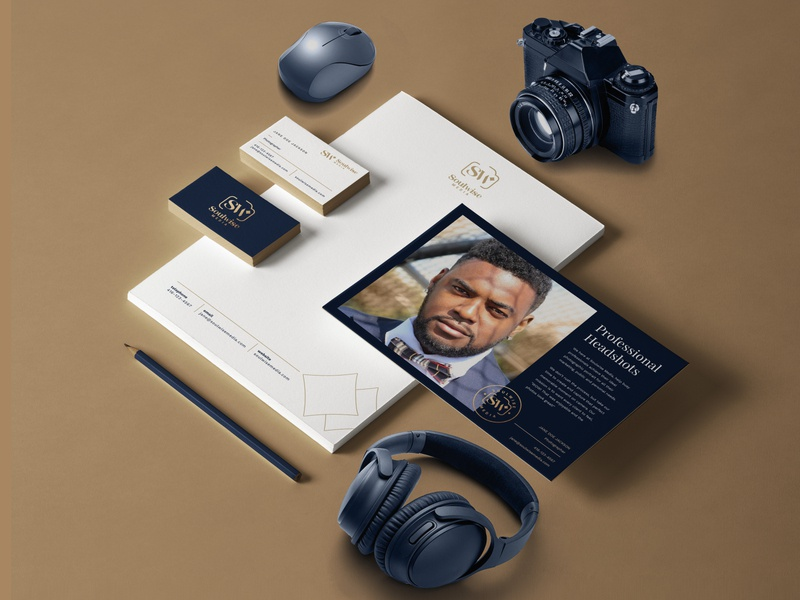 Soulwise Media : branding for photography studio