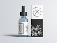 Cannabis Connoisseur: Branding for Premium THC & CBD