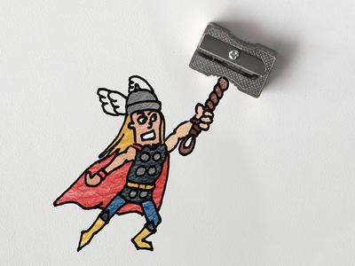 Thor & Sharpener