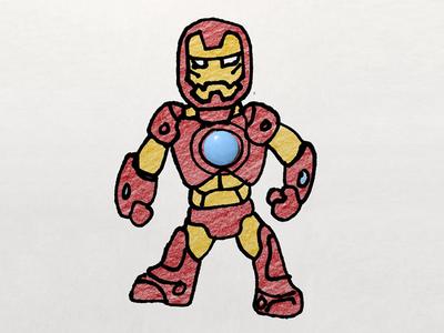 Ironman & Smarties