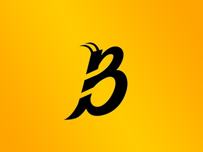 Bee Creative logo : Logo with a letter