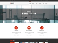 Stability - Responsive HTML5/CSS3 Template