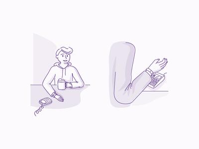Twisto Illustration