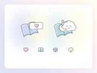 App illustrations & icons