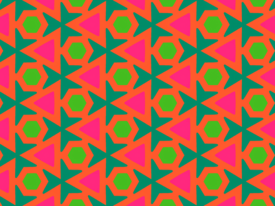 100 days of prints and patterns [57]