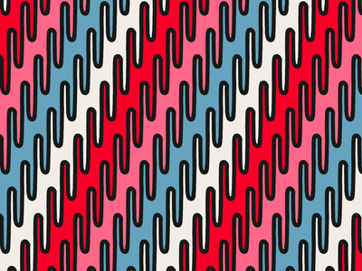 100 days of prints and patterns [64] bright geometric design geometric pattern wallpaper vector pattern design surface design print graphic digital colorful
