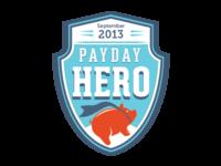 Payday hero logo