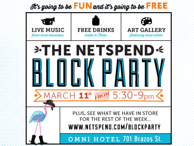 Block Party Invitation By Emily Eisenberg Dribbble Dribbble