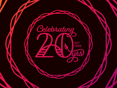 20 Year Anniversary Concept