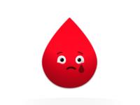 Sad lil' bloody