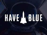 HAVE l BLUE logo