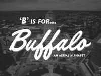B is for...Buffalo