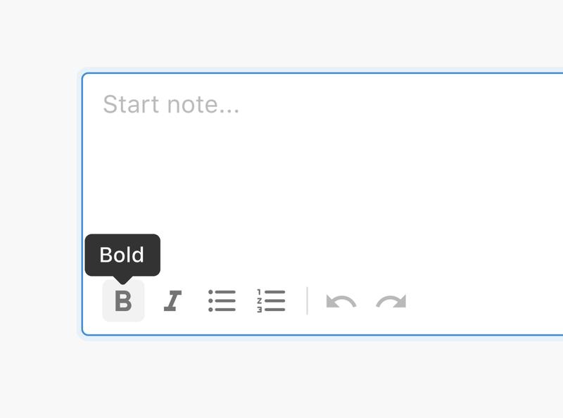 Text Field ui design
