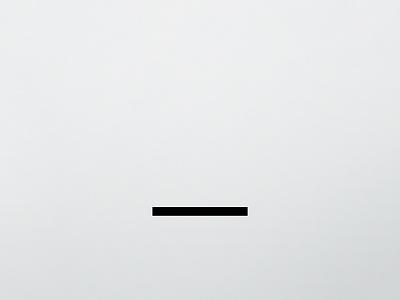 L, 36 Days Of Type 2017 36 days of type shape line icon graphic alphabet letter minimalist minimalism design type typography