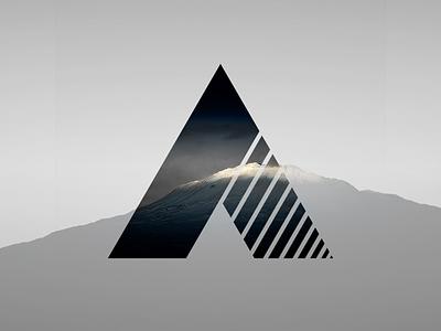 36 Days Of Type 2018 - A art typography type design geometric minimalism minimalist letter alphabet graphic shape 36 days of type