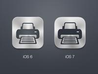 Printer Pro - iOS 7 Icon