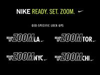 Nike Zoom Relay - Geo-Specific