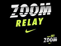 Nike Zoom Relay Logo Concept