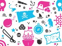 Pirate Pattern