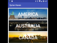 Syrian Haven Android App