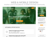 Web & Mobile Design