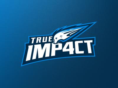 TrueImp4ct Logo Design