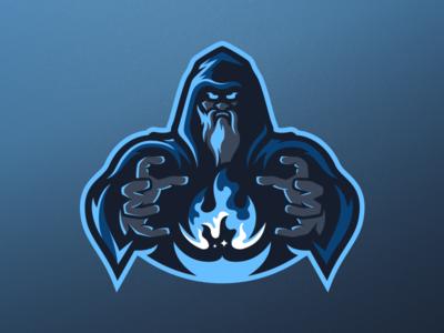Elder Mage Mascot Logo