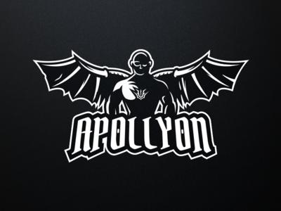 Apollyon Logo Design