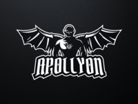 Apollyon Logo Design