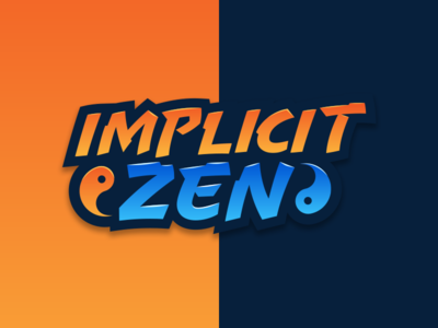 ImplicitZen Logo Design
