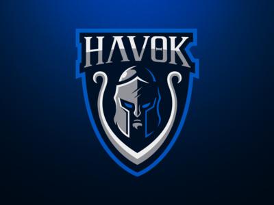 Havok Mascot Logo
