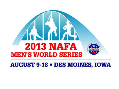 2013 nafa men s world series t shirt v2