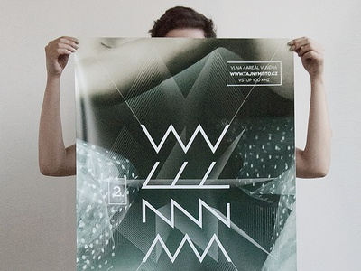 VLNA / second poster