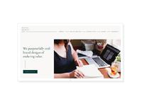 Rhema Design Co Homepage