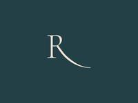 Custom Typograph 'R'