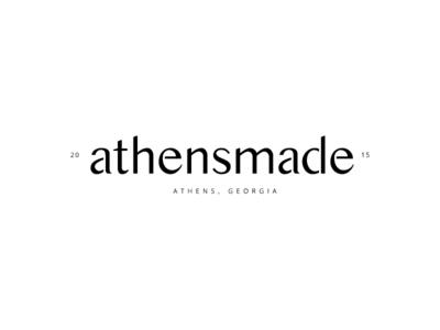 Athensmade, Rejected Mark branding designer brand design logo design logo brand branding