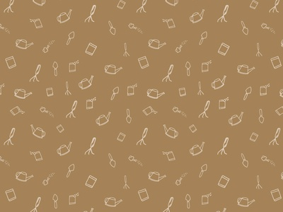 Cultivating Your Story // Brand Pattern custom pattern brand pattern pattern design pattern brand logo design logo illustration challenge daily illustration branding design illustrate illustration